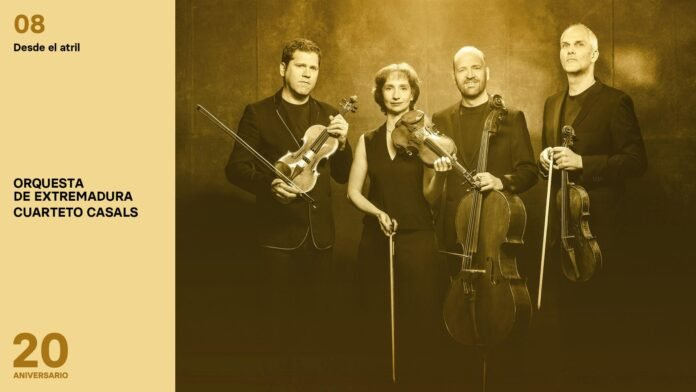 Conciertos de la Orquesta de Extremadura 2020-2021 – Desde el atril