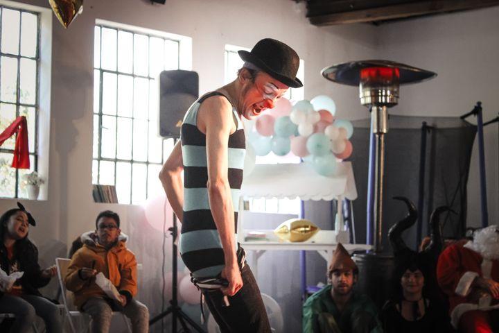 Festival Internacional de Teatro Cómico da Maia – Show do Copo