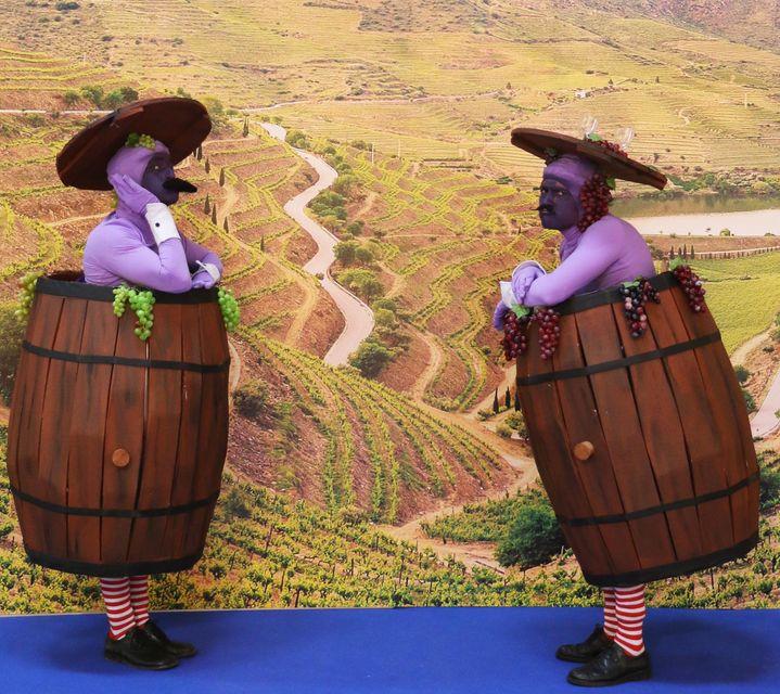 Festival Internacional de Teatro Cómico da Maia – Homens Pipa