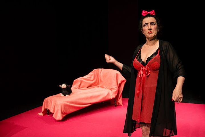 Festival Internacional de Teatro Cómico da Maia – Una Donna Sola