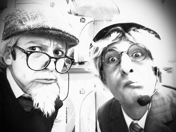 Festival Internacional de Teatro Cómico da Maia – Joaquim e Manuel