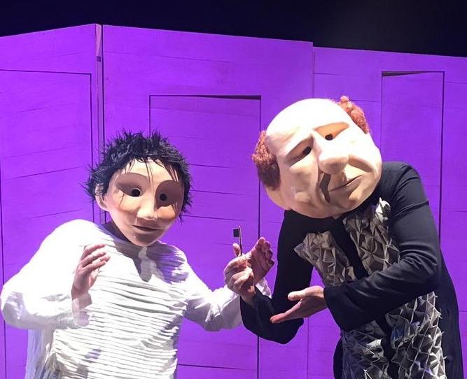 Festival Internacional de Teatro Cómico da Maia – Lazaro