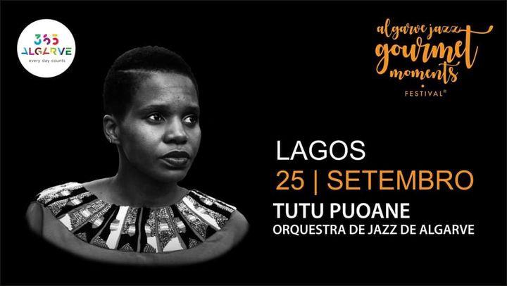 Tutu Puoane | Mama Africa | Orquestra de Jazz do Algarve (Lagos)