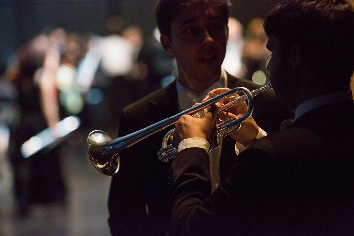 Trompetes, Tímpanos e Cordas - Solistas da Metropolitana