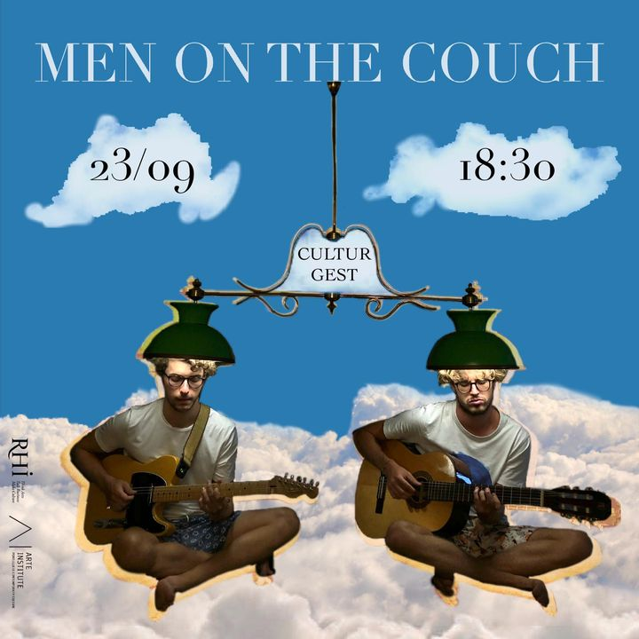 "Show Lisbon | Showcase ""Men on the Couch"""