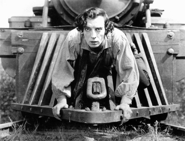 THE GENERAL, de Buster Keaton e Clyde Bruckman