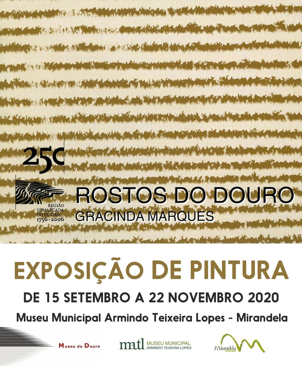 Exposição de Pintura - Rostos do Douro