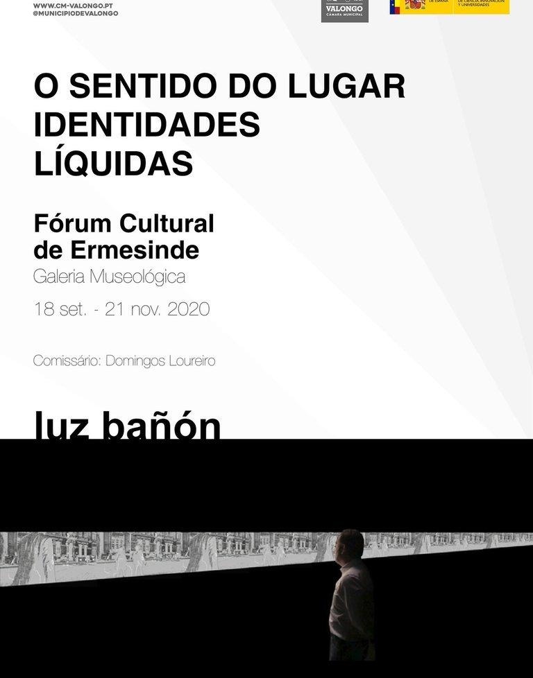 Exposição 'O Sentido do Lugar - ...