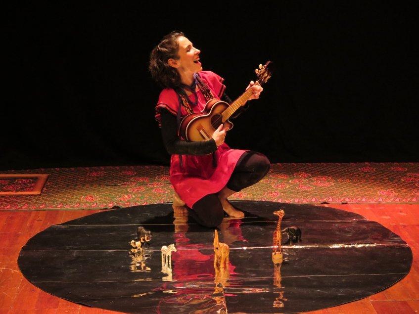 Enquanto canto e conto: Ombela e a origem das chuvas