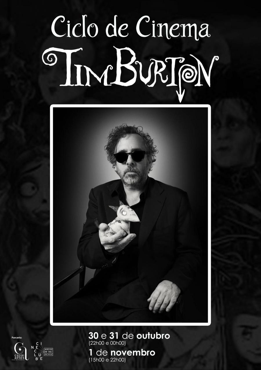 Ciclo de Cinema Tim Burton