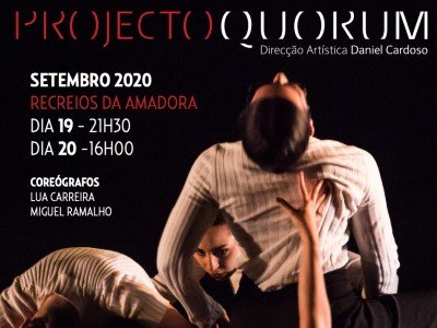 Dança | Projecto Quorum