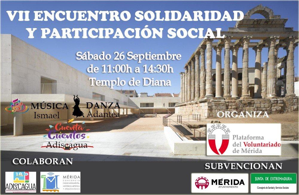 VII Encuentro para la Solidaridad y la Participación Social