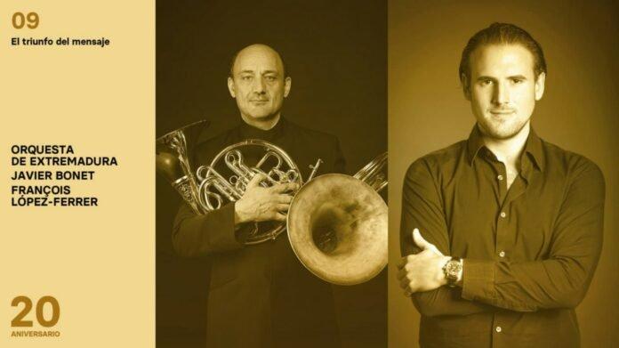 Conciertos de la Orquesta de Extremadura 2020-2021 – El triunfo del mensaje