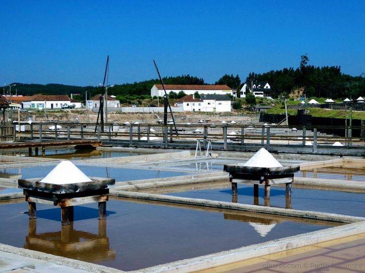 Caminhando em Portugal: Jardim da Paz e Salinas de Rio Maior