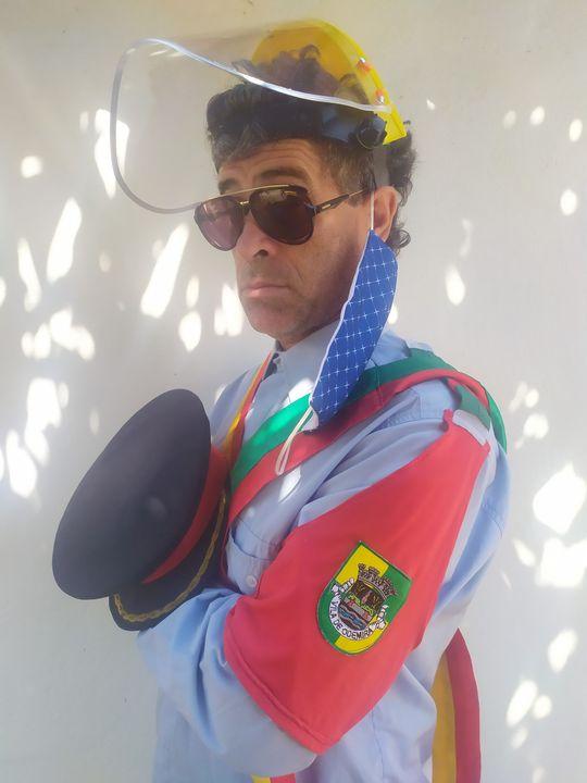 Festival Internacional de Teatro Cómico da Maia – Super Poli - Clown Enano