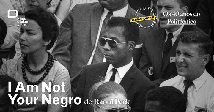 I Am Not Your Negro (Raoul Peck, 2016)