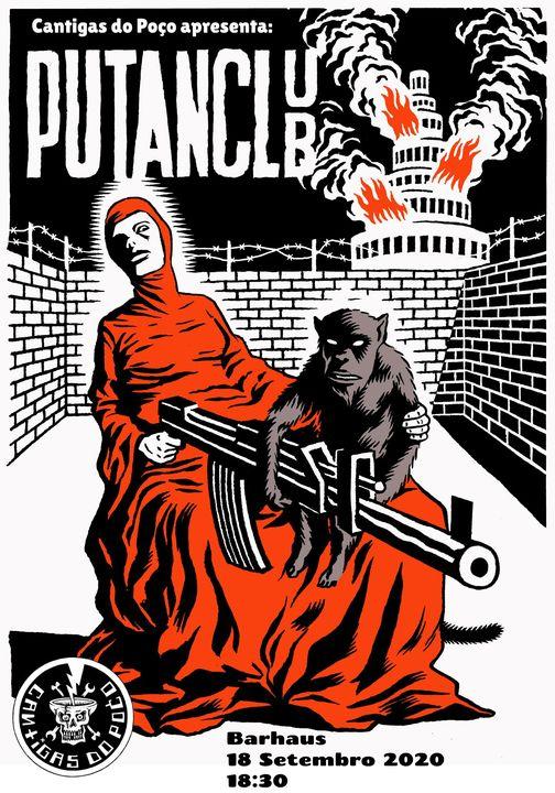 CDP eventos > pUtan cLUb <