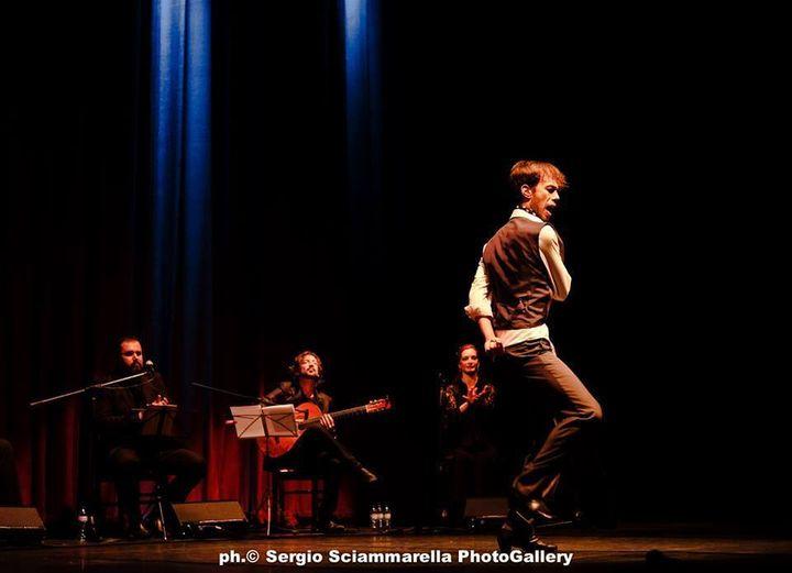 Domingo   Baile Flamenco com Diego el Gavi