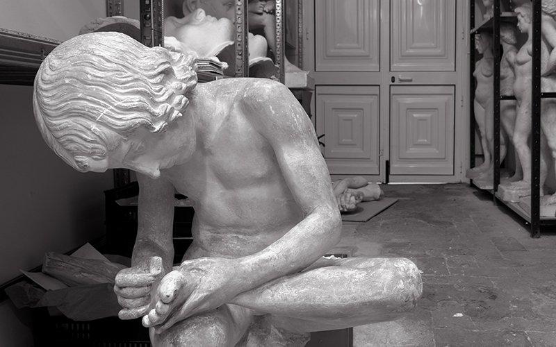 Visita orientada: Esculturas Infinitas