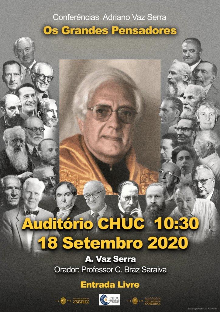Ciclo de Conferências Adriano Vaz Serra