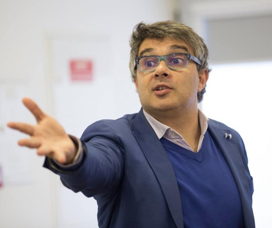 Stand Up Comedy com Jorge Serafim | Cultura Perto de Si
