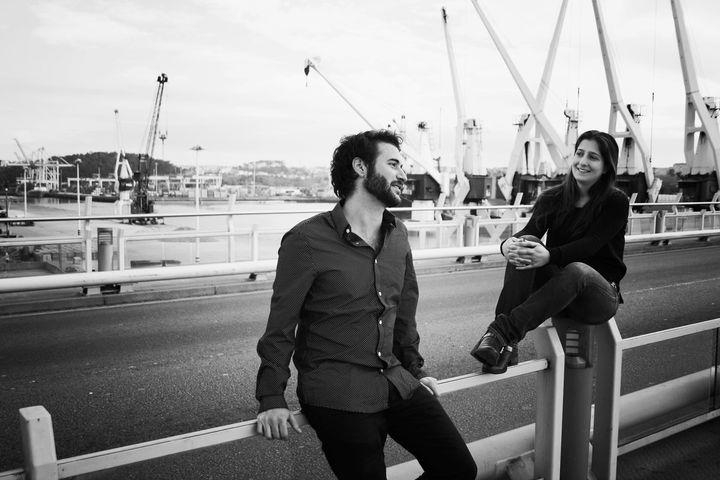 Noviga Projekto | Clara Saleiro e Manuel Alcaraz Clemente · 'Diferença - Repetição - Transformação' [Estreia Absoluta]