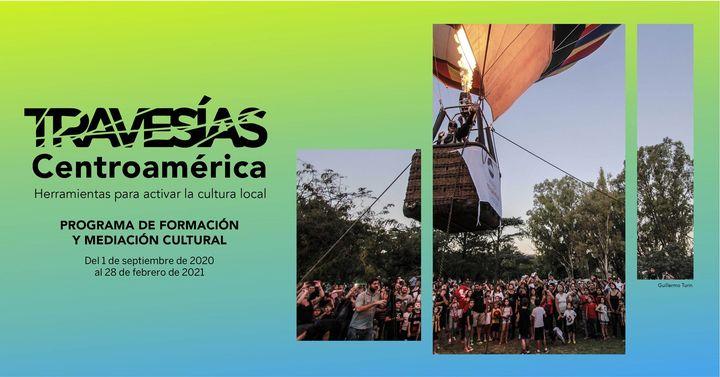 Webinar Travesías Centroamérica
