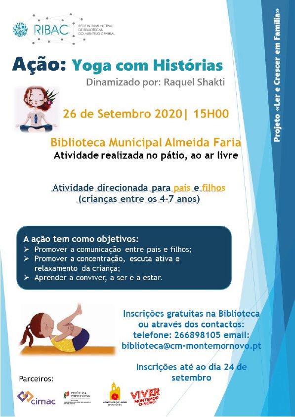 Yoga com Histórias