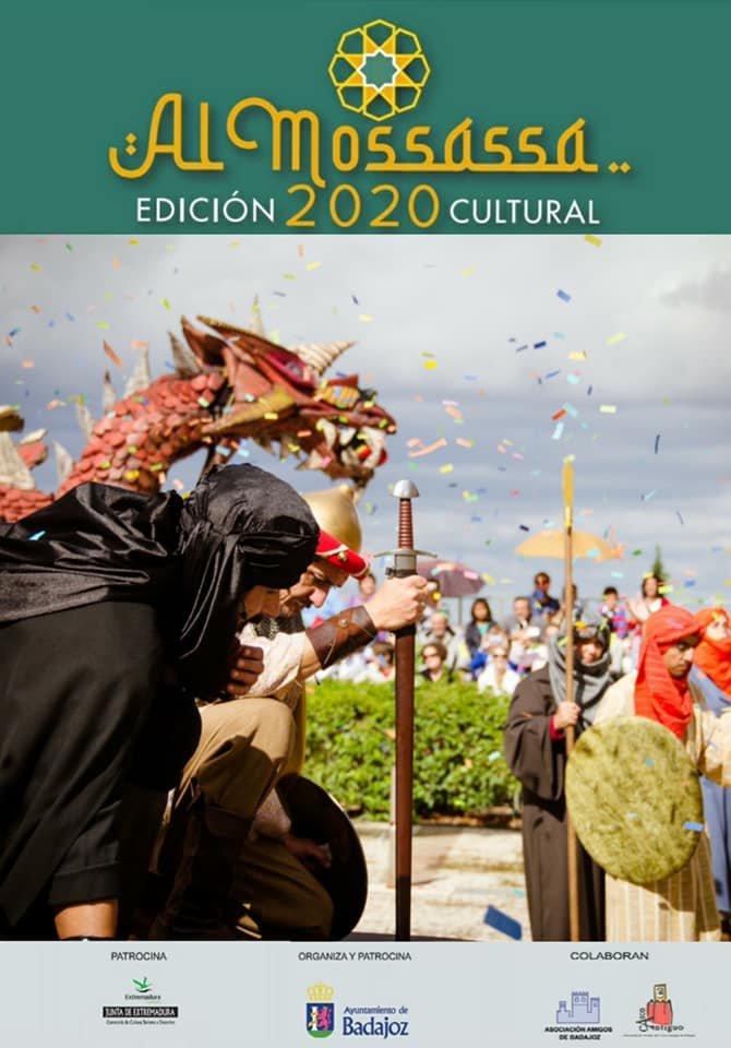Conferencias 'Al Mossassa 2020' de Amigos de Badajoz