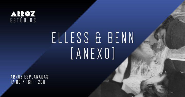 Arroz Esplanadas: Elless & Benn