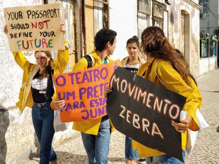 Festival TODOS┃Movimento Zebra - Ocupação Teatral — O Bando