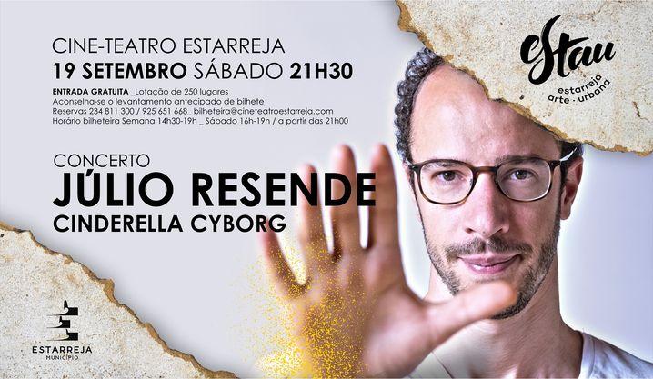 Concerto de Júlio Resende