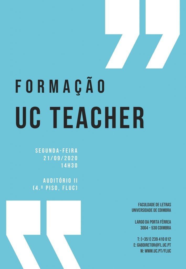 Formação UC Teacher