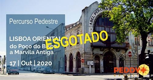 Percurso Pedestre 'Do Poço do Bispo à Marvila Antiga'