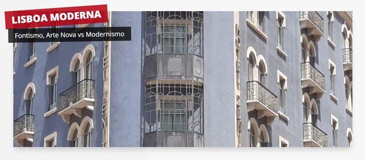 Visita guiada - Lisboa Moderna