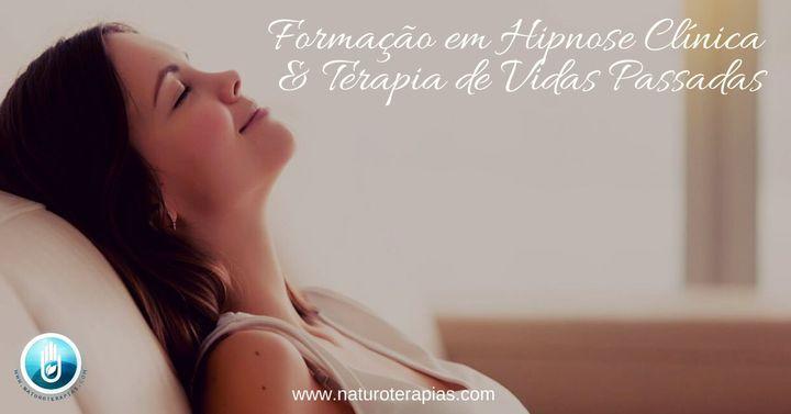Formação em Hipnose Clínica & Terapia de Vidas Passadas
