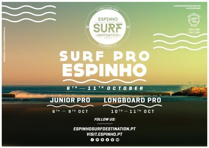 Espinho Surf Destination 2020