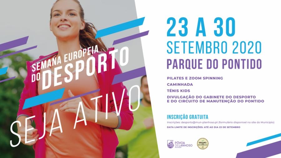 6ª Edição da Semana Europeia do Desporto