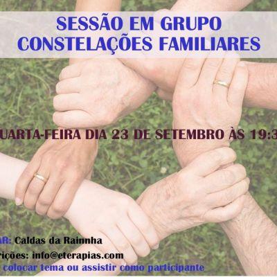 Constelação Familiar de grupo