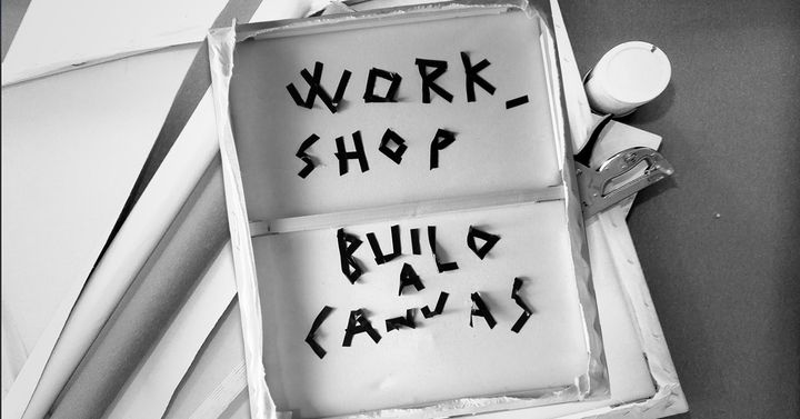 Build your own canvas Workshop by Ramen Yung