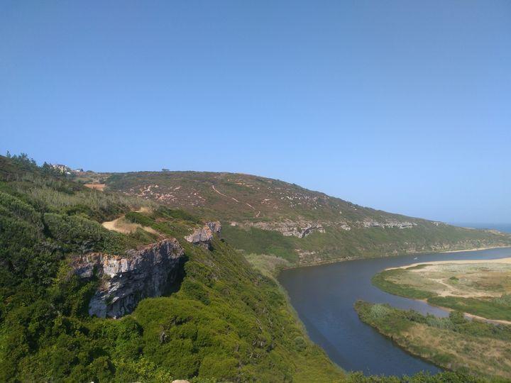 Na Foz do Lizandro - Pelos Meandros até ao Mar