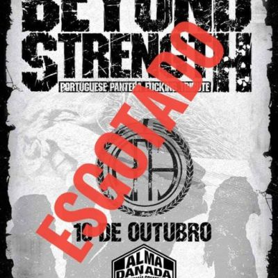 BEYOND STRENGTH // Pantera Tributo // €8