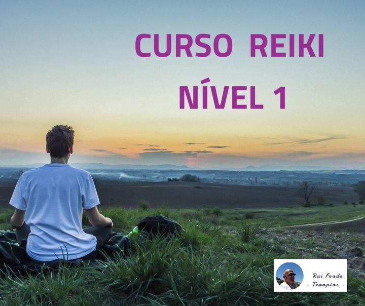 Curso de Reiki Nível I