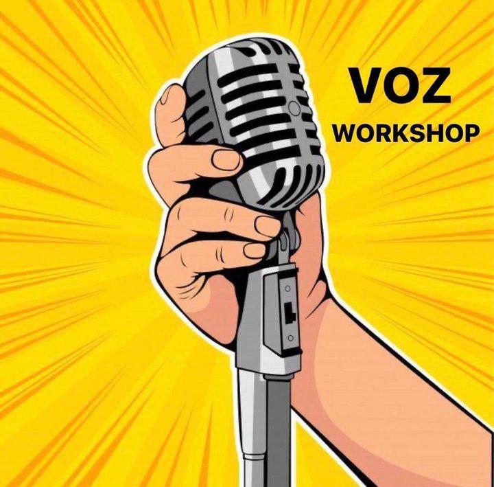 6 € - Workshop de VOZ com Luciana BALBY - Aulas em GRUPO ou particulares a combinar com a professora