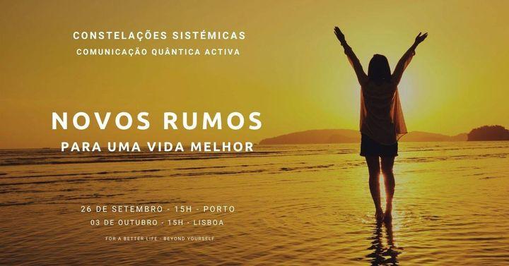 Workshop Novos Rumos - Porto