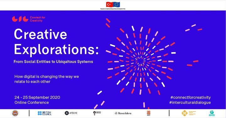 Creative Explorations: From Social Entities to Ubiquitous Systems