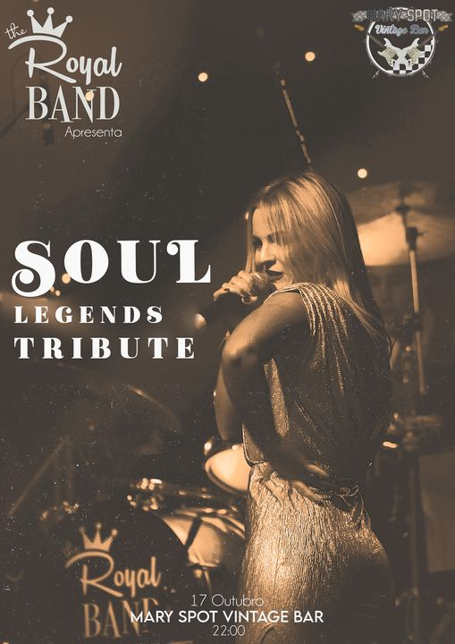Soul Legends Tribute by The Royal Band