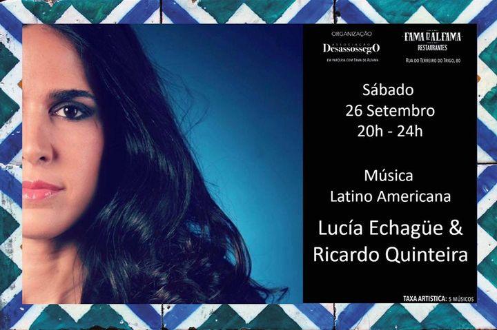 Lu Echague - Música América Latina