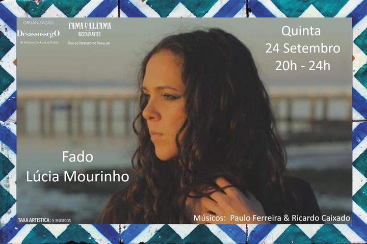 Lúcia Mourinho - FADO