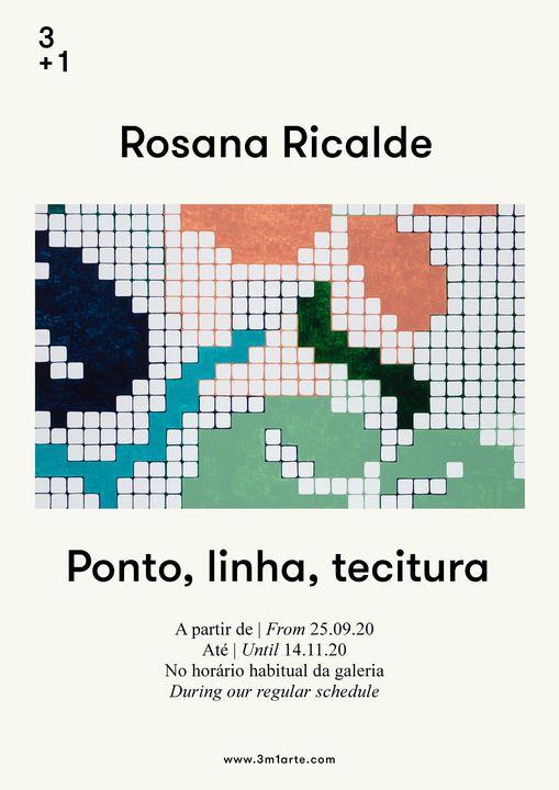 Opening: Rosana Ricalde